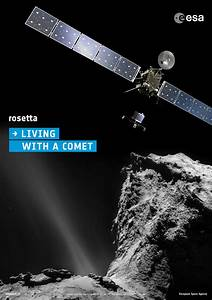 ESA Science & Technology: Rosetta mission poster - Living ...