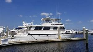 1982 Hatteras 70 Cockpit Motor Yacht Yacht For Sale In