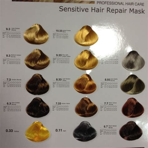 Hair Color Name And Picture by New Product For 2016 Non Allergic Professional Hair
