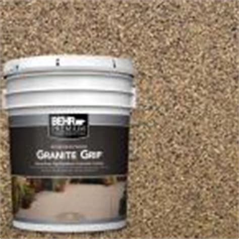 behr premium 5 gal gg 13 pebble sunstone granite grip
