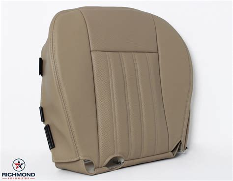 2005 Lincoln Aviator Perforated Leather Seat Cover