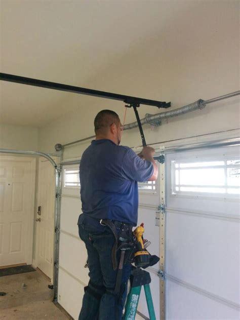 garage door opener repair service guide to opener maintenance