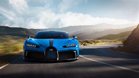Bugatti veyron super sport is the most powerful version/edition of veyron, manufactured by bugatti in molsheim, france. Bugatti Chiron Pur Sport 2020 4K Wallpaper | HD Car Wallpapers | ID #14514