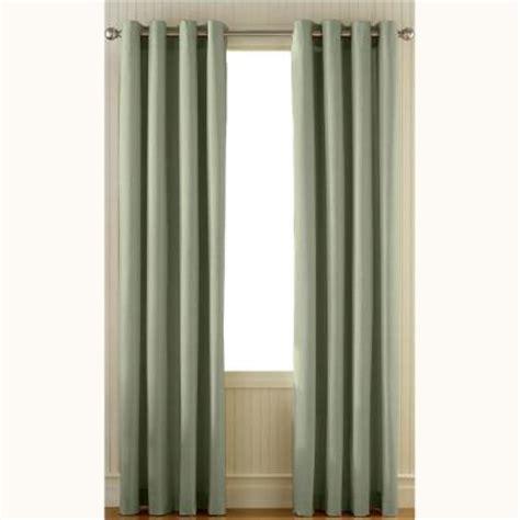 curtainworks sailcloth cotton canvas grommet curtain