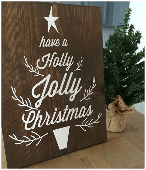 holiday signs thanksgiving  christmas decor wooden
