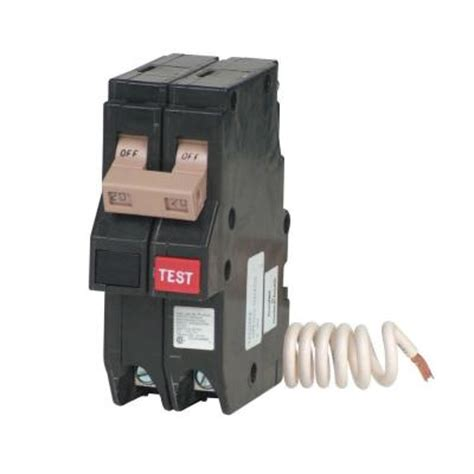 Amp Pole Type Gfci Circuit Breaker Chgfcs The