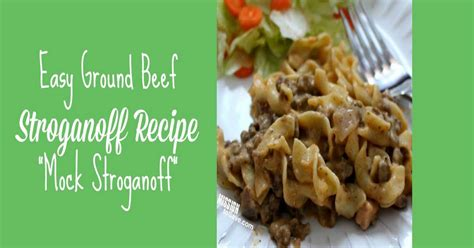 Our most trusted ground beef cream of mushroom soup recipes. 10 Best Ground Beef Cream of Mushroom Soup Egg Noodles ...