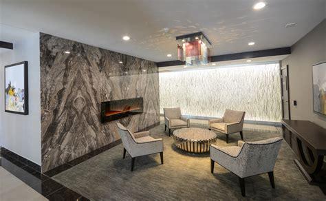 Condominium lobby Refurb in Toronto | Condominium Design ...