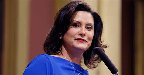 Michigan Gov. Gretchen Whitmer Calls Out Sexist Article