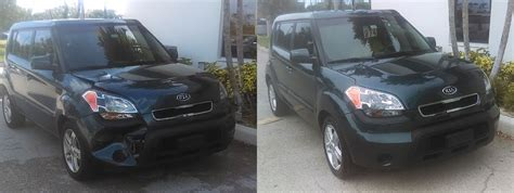 Kia Delray Service by Auto Before After Photos Collision Center Of Delray