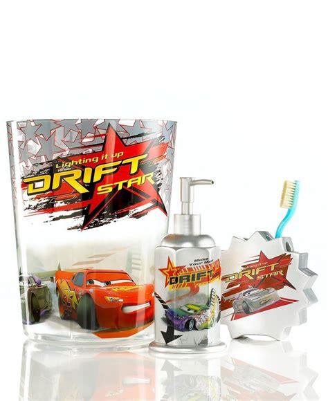 disney bath accessories disney cars collection