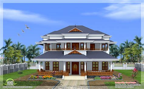 home architecture plans traditional kerala style home kerala home design and