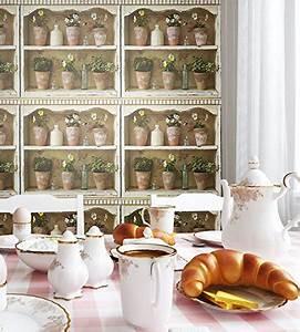 Tapete Küche Landhaus : tapeten und andere wohnaccessoires von newroom design ~ Michelbontemps.com Haus und Dekorationen