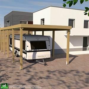 Carport 3 X 4 : caravan carport grundkonstruktion 4x9 typ 280 ohne dachbelag ~ Whattoseeinmadrid.com Haus und Dekorationen