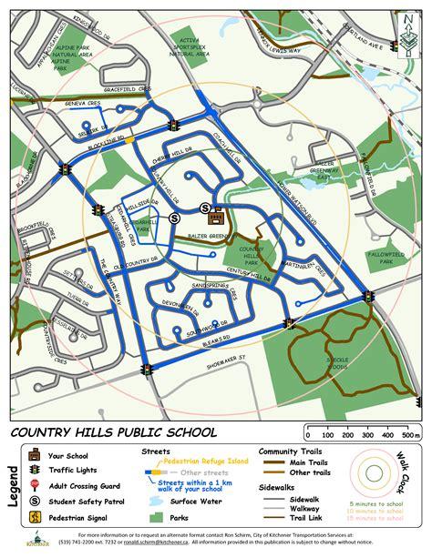country school kitchener maps school attendance boundaries planning department 8426