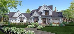 Plan 16853WG: Elegant Farmhouse Living | Bonus rooms ...