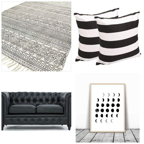 Kitchen Accessories Black And White by 22 Black And White Home Decor Pieces You Ll Thirty