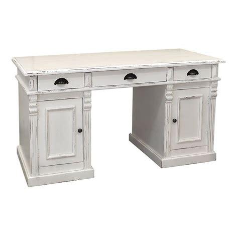 chaise de bureau style industriel bureau au style ancien riviera meuble traditionnel en bois