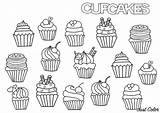 Coloring Cupcakes Cakes Pages Doodle Cup Adults Milana Hand Drawn Template Mix Outline Cupcake Adult Illustration Tastebuds Satisfy Nine Perfect sketch template