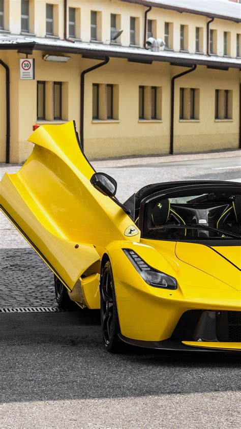 Download hd ferrari wallpapers best collection. 750x1334 Ferrari LaFerrari Aperta iPhone 6, iPhone 6S, iPhone 7 HD 4k Wallpapers, Images ...