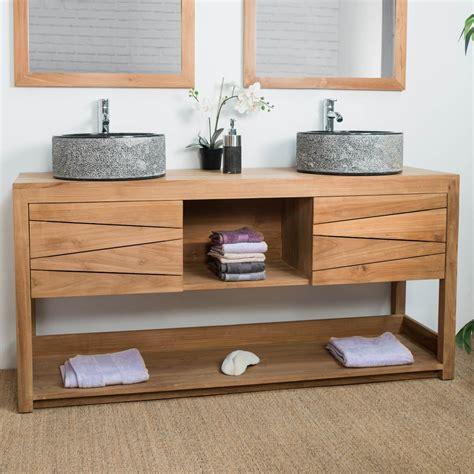meuble de salle bain en bois pas cher 2017 et meuble de