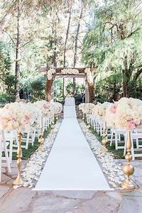 Fresh Ways To Decorate Your Ceremony Aisle Weddingbells