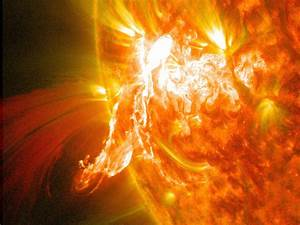 Biggest Solar Flares of 2014: Sun Storm Photos