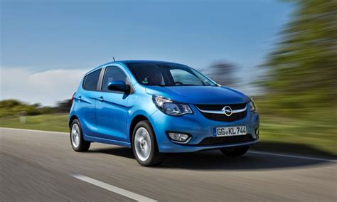 opel karl 2016 opel karl priced at 9 500 euro gm authority