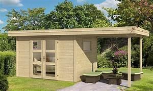 Abri De Jardin Avec Pergola : abri de jardin annecy 4 28mm 7 3m int rieur 5 2m ~ Dailycaller-alerts.com Idées de Décoration