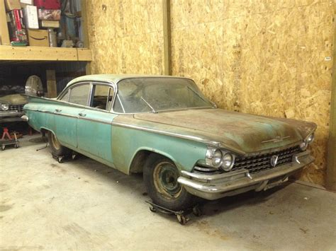 Buick Parts by 1959 Buick 4 Door Parts Car 59 Classic Buick Electra