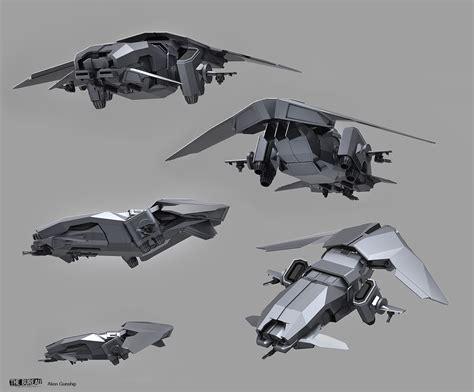concept bureau concept ships the bureau xcom declassified gunship