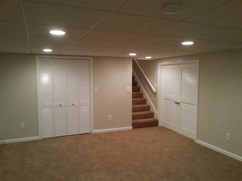 Recessed Lighting Layout For Basement Decorating