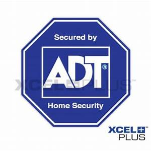 adt home security sign in avie home With kitchen cabinets lowes with adt signs and stickers