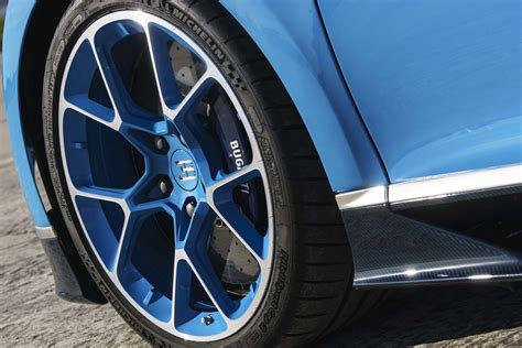Bugatti Chiron Tires by Black Magic What Really Enables The Bugatti Chiron To Hit