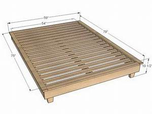 building king platform bed frame Quick Woodworking Projects