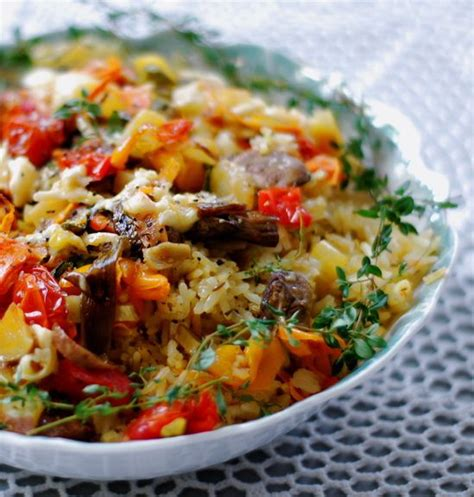 Oven Roasted Veggie Recipe