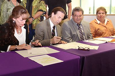 highlands signs agreement oil gas degree nmhu
