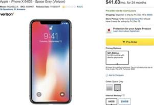 best buy iphone deals verizon best buy stops selling price iphone x after criticism