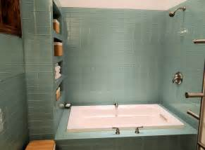 glass tile backsplash ideas bathroom glass subway tile in bathrooms showers subway tile outlet