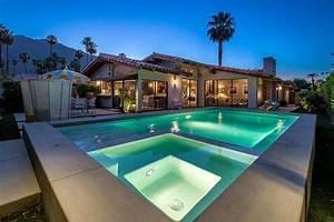 piscine de luxe pour une residence de prestige design feria With jardin et piscine design 15 les maisons americaines