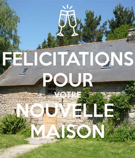 felicitations pour votre nouvelle maison poster keep calm o matic