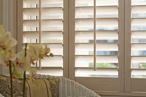 wooden window shutters appeal home shading