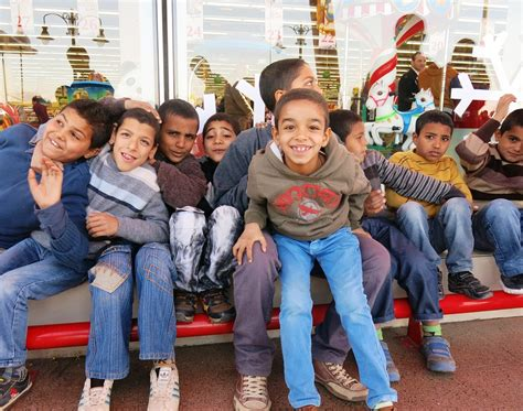 Egypt Winter Woollies For Cairo's Children  Save The