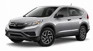 2016 Honda CR V Trim Levels Middletown Honda