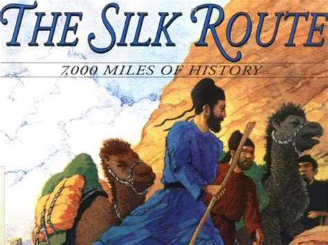 trade   silk roads asia society