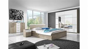 Berlin Möbel Design : bett berlin san remo eiche hell wei mit bettkasten 180x200 ~ Sanjose-hotels-ca.com Haus und Dekorationen