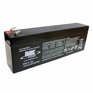 Batterie 12v 4ah : osi batteries mk es2 4 12l 12v 2 4ah maintenance free sealed rechargeable ~ Medecine-chirurgie-esthetiques.com Avis de Voitures