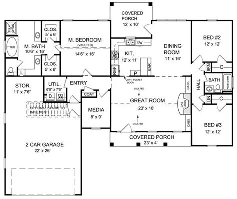 awesome  square foot ranch house plans house plans traditional house plans cottage house