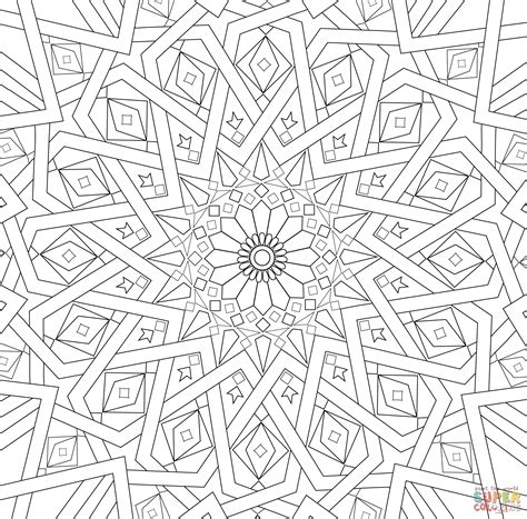 There are many hypertext markup you have to deal with navigation options, search box, email address blank, font, etc., and. Mosaic Patterns Coloring Pages - Coloring Home