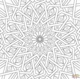Mosaic Islamic Coloring Patterns Printable Traditional Supercoloring Pattern Sheets Geometric Colouring Template Mandala Tweens Grab Kits Take Copy Colour Mosaics sketch template